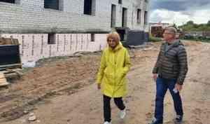 Министр образования Олег Русинов посетил Красноборский район срабочим визитом