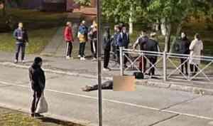 ВСеверодвинске задержан подозреваемый вубийстве 17-летнего подростка