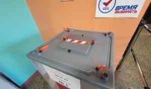Первые результаты выборов по партспискам в Поморье: ЕР уверенно лидирует