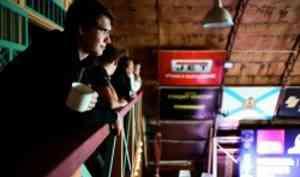 Кино рядом с карбасам: на судоверфи состоялся Фестиваль уличного кино