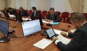 В правительстве Архангельской области обсудили готовность к новому отопительному сезону