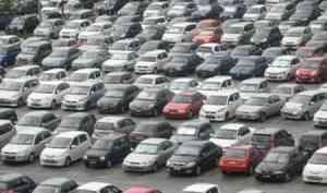 Жители Архангельской области предпочитают автомобили серого цвета