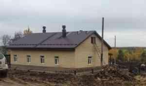У вельчан появится новое здание ФАПа