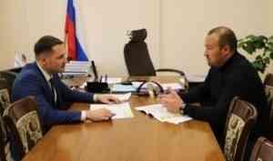Минстрой региона заручился поддержкой СРО