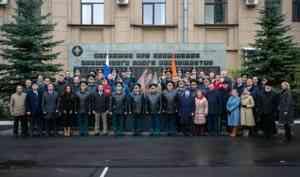 Санкт-Петербургскому университету ГПС МЧС России исполнилось 115 лет