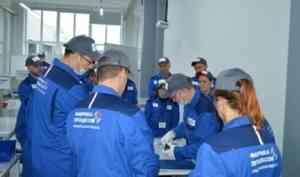 Тренеры регионального центра компетенций прошли аттестацию на «Фабрике процессов» Архангельской области