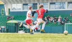 Российский футбольный союз заключил соглашение о развитии футбола в Архангельской области