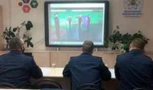Школьники Няндомского района – победители регионального финала военно-спортивной игры «Орленок-2021»