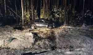 В ДТП в Котласском районе погибли двое, начато следствие