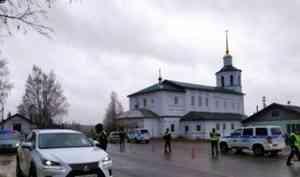 В Архангельской области продолжается профилактическая операция «Трезвый водитель»