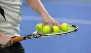 В Поморье определили сильнейших теннисистов