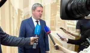 Дмитрий Морев анонсировал благоустройство набережной за бывшим Дворцом пионеров