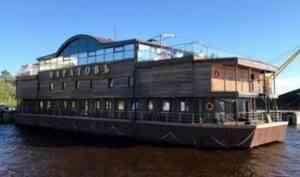 Популярный в Архангельске ресторан на воде «Паратовъ» закрылся из-за ковид-запретов