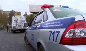 Первые итоги операции «Автобус» подвели вАрхангельске