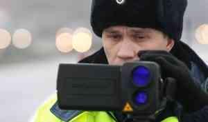 Камеры, перед которыми невозможно успеть сбросить скорость