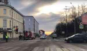 Первая официальная информация овзрыве навходе вздание регионального управления ФСБ вАрхангельске