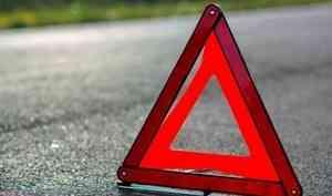 В Северодвинске в ДТП пострадали пять человек