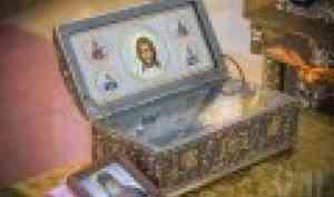 В Северодвинск привезут святыню из Крыма