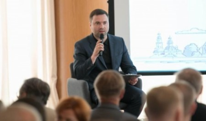Пост главы минэкономразвития в правительстве Поморья займет Иван Кулявцев