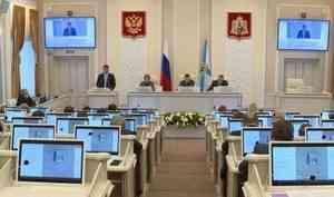 Бюджет области напредстоящий год станет главным вопросом сессии регионального парламента
