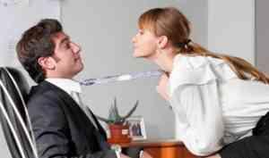 Архангелогородцы рассказали о сексуальных домогательствах на работе
