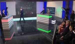 Обсуждение экотехнопарка «Шиес» пройдет в режиме теледебатов в эфире областного ТВ