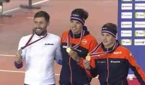 Вторая медаль на Кубке мира: архангельский конькобежец взял серебро на дистанции пять тысяч метров
