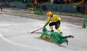 Уставший «Водник» переиграл на своём льду мурманских хоккеистов