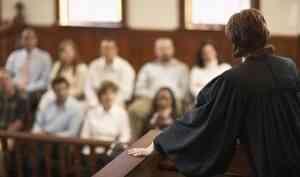 В Архангельске на суде с присяжными мужчина получил 12 лет за попытку убийства