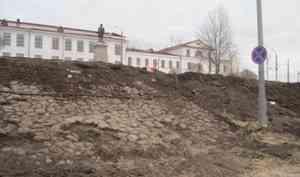 Как спасти булыжник? В Архангельске бушуют страсти вокруг найденной кладки