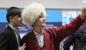 ВСАФУ прошел международный праздник «Поморье-Fest»