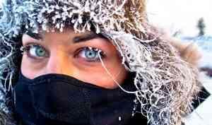 В начале недели морозы в Архангельской области усилятся