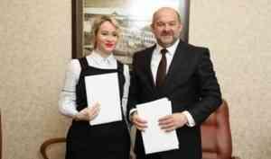 Правительство Архангельской области и Фонд поддержки социальных проектов заключили соглашение о сотрудничестве
