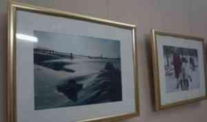 Фотовыставку в Архангельске посвятили красотам зимней Пинеги