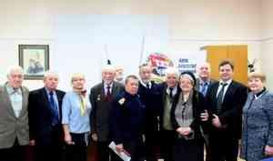 В Архангельске возродили Клуб «Братство Северных конвоев»