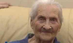 Вековой юбилей отмечает ветеран Архангельского здравоохранения, педиатр Мария Авраменко