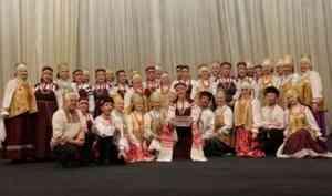 Фольклорные коллективы Поморья дадут общий концерт