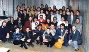 Архангельскому клубу авторской песни «Вертикаль» исполнилось 40 лет