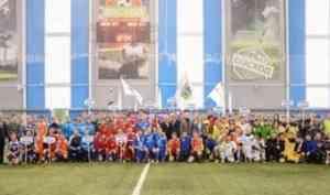Определены финалисты футбольной акции «Молодёжка ОНФ»