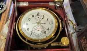 Архангелогородка заподозрила корабельные часы в высокой радиации