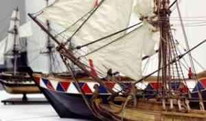 В Архангельске откроется выставочный проект «Первое Адмиралтейство»