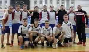Футболисты из Архангельска сыграют в финале всероссийской акции «Уличный красава»