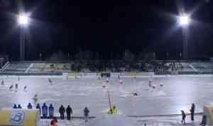 Исегодня архангельский «Водник» проведет последний домашний матч года