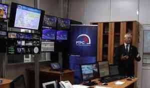 Врегионе завершено строительство сети цифрового эфирного телевещания второго мультиплекса