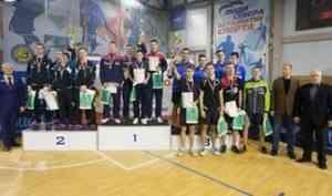 В столице Поморья определили сильнейшие команды России по настольному теннису