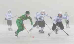 Туманный матч: игра «Водника» со «Строителем» завершилась боевой ничьей