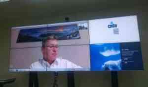 Перспективы открытия арктического НОЦ обсудили спрофессором «Сколково» Андреем Волковым