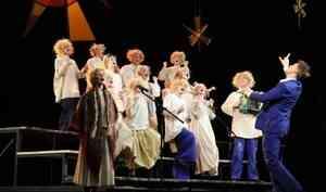 В 2019 год поуказу Президента объявлен вРоссии Годом театра
