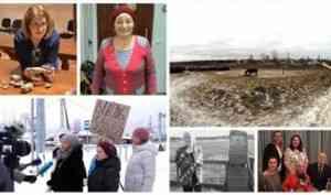 Итоги недели. Архангельская область с 8 по 15 декабря