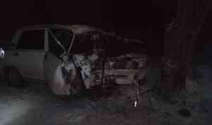 В Котласе произошло серьёзное ДТП, водителя зажало в салоне